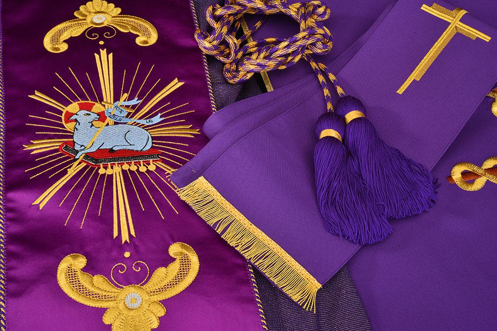 I paramenti liturgici