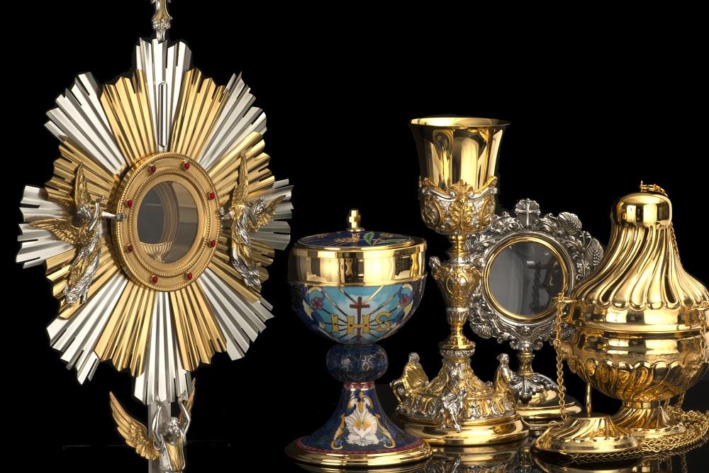 Oggetti liturgici