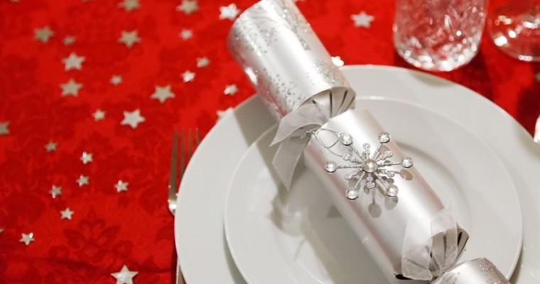 Come addobbare la tavola a Natale