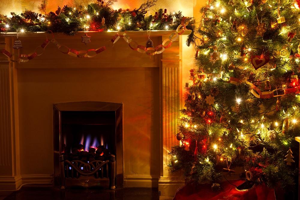 Alberi Di Natale In Legno Addobbati : Idee originali per alberi di natale fai da te avec albero di