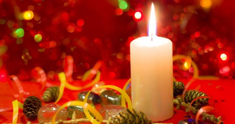 Candele natalizie: il profumo del Natale a casa tua