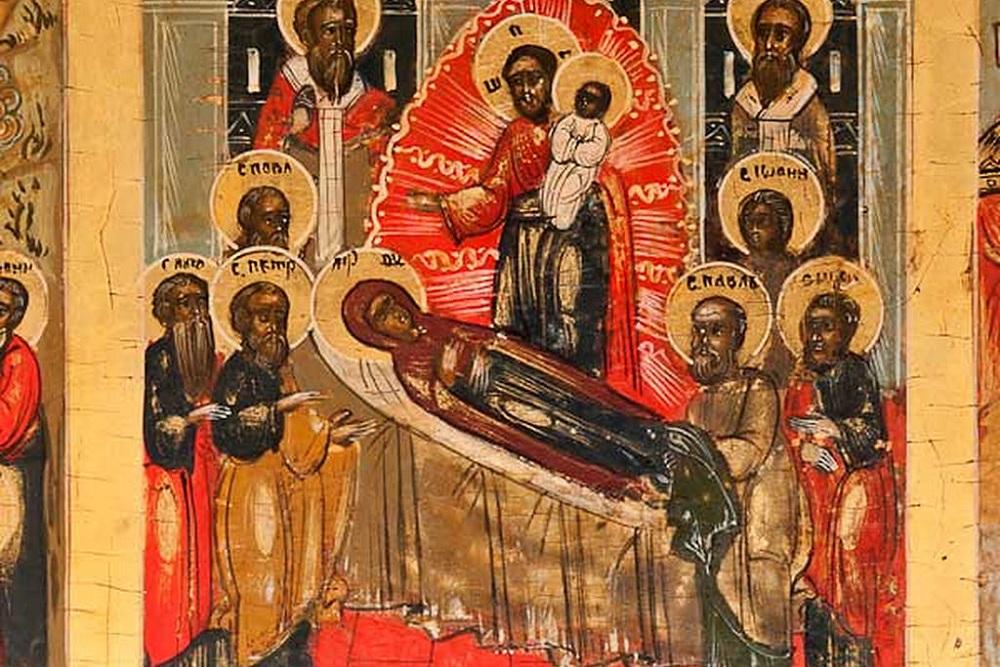 Icone russe antiche: un patrimonio dell'umanità