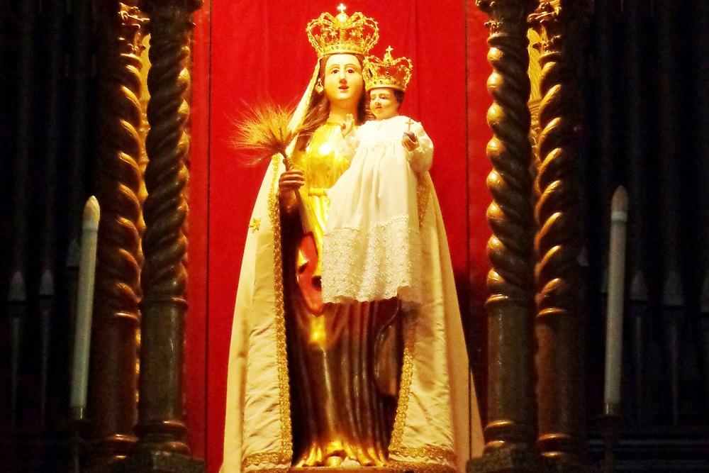 La Madonna della Provvidenza: incarnazione dell'infinita benevolenza di Cristo