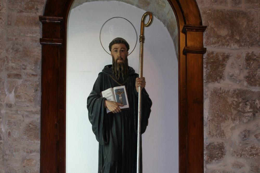 San Benedetto da Norcia: il Patrono d'Europa