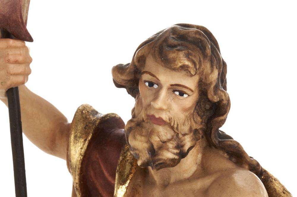 La storia di San Giovanni Battista