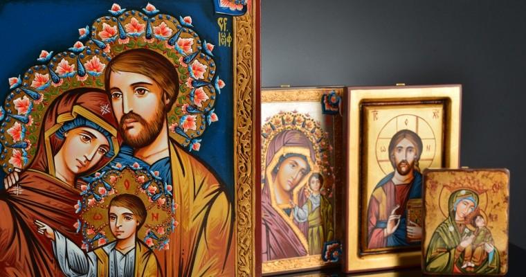 La grande tradizione delle icone sacre rumene