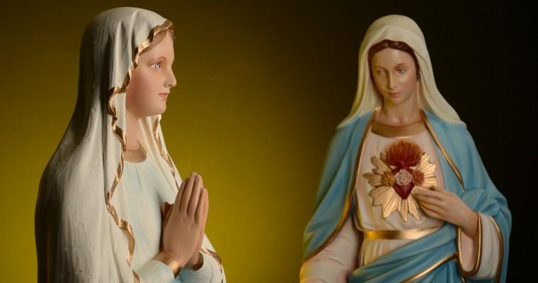 Le statue della Madonna nell'Italia del Mezzogiorno