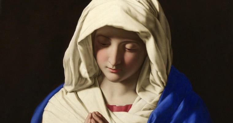 La figura della Vergine Maria nei 4 vangeli