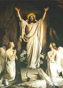 La resurrezione di Gesu
