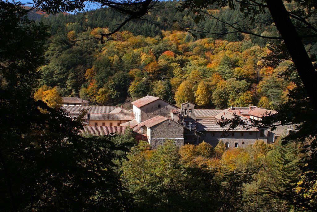 La comunità monastica di Camaldoli