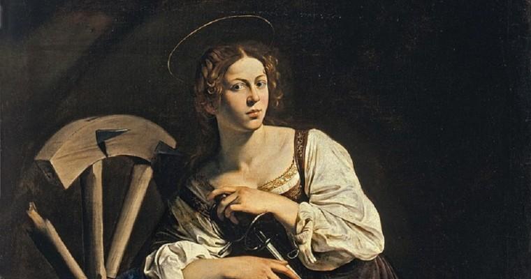 25 Novembre Santa Caterina d'ALESSANDRIA