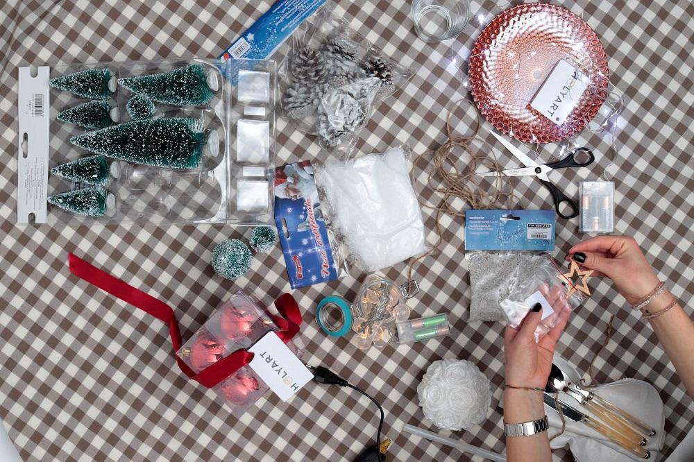 Decorazioni natalizie per la casa il fai da te holyblog - Decorazioni per la casa natalizie ...