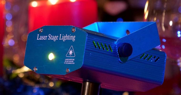 Proiettori luci di Natale
