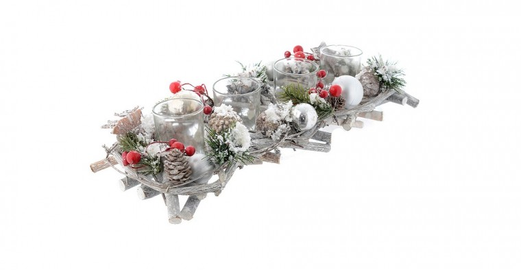 Centrotavola natalizi: per una tavola accogliente