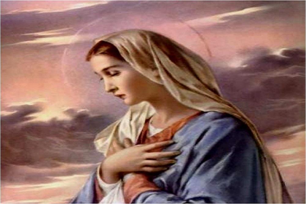 1 Gennaio Maria Santissima Madre di Dio