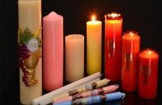 Candele liturgiche: quando e perché sono importanti