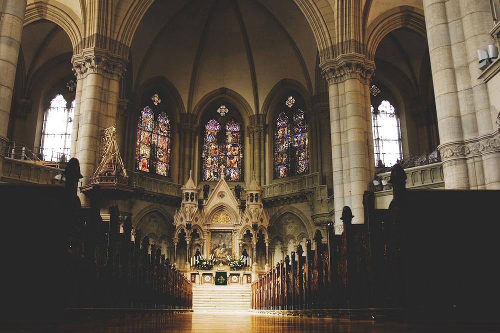 Arredi sacri tipici arredi di ogni chiesa cristiana for Arredi sacri