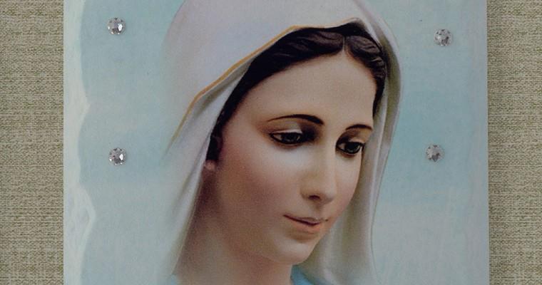 Madonna di Medjugorje: come viene rappresentata la Madonna della Pace