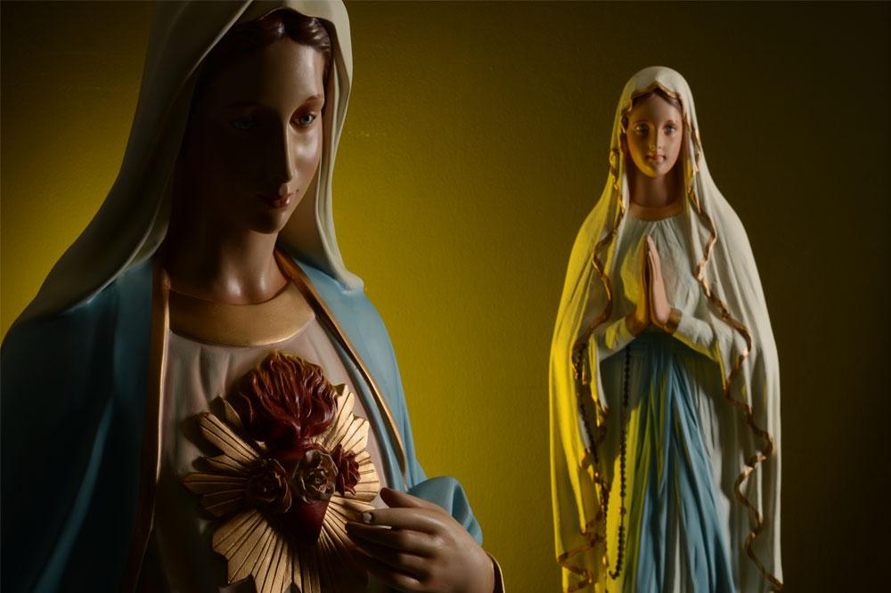 Il Cuore immacolato di Maria
