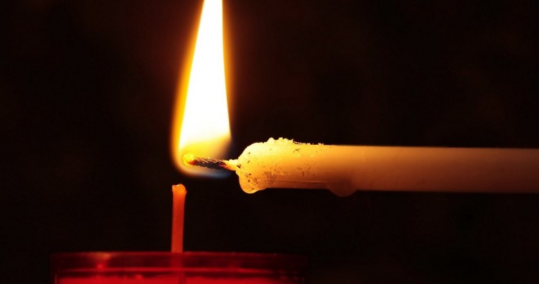 Perché accendere una candela in chiesa?