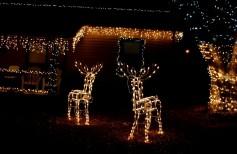 5 addobbi natalizi per balconi