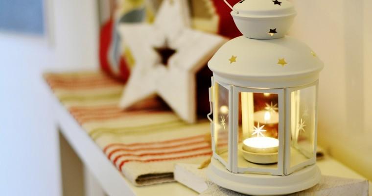 6 accessori natalizi per decorare casa tua a Natale