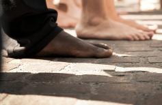Le calzature del clero: piedi comodi sul cammino della fede
