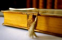 Segnalibro bibbia: rileggi il verso che ti da forza