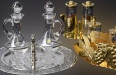 Ampolline da celebrazione: piccoli vasi dal contenuto prezioso