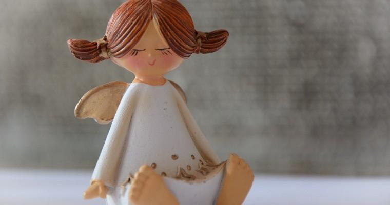 C'è un angelo custode nella cameretta del tuo bambino