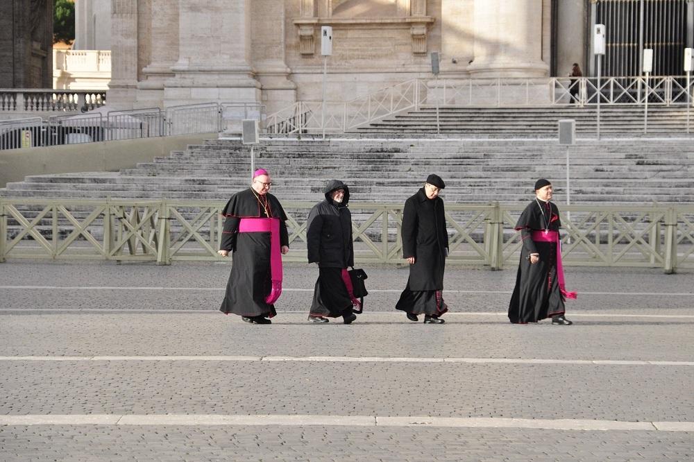 gerarchia chiesa cattolica