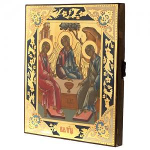 icona russa Trinità