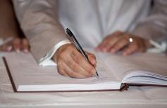 Registri parrocchiali: cosa sono e a cosa servono