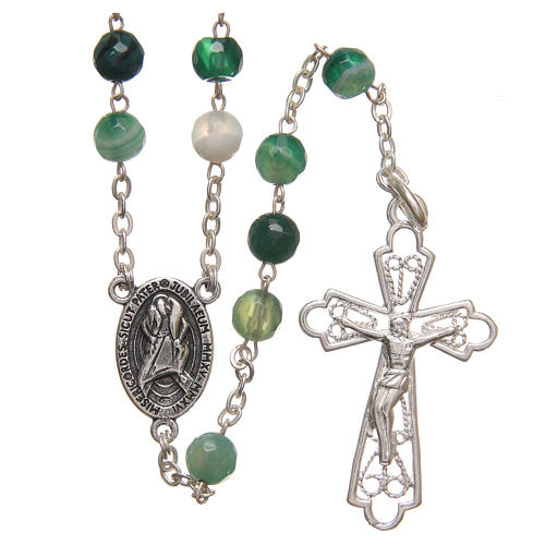 rosario pietra agata