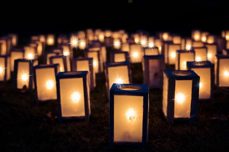 luci e candele