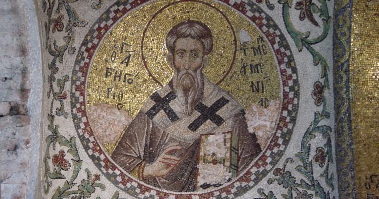 San Gregorio Armeno: illuminatore