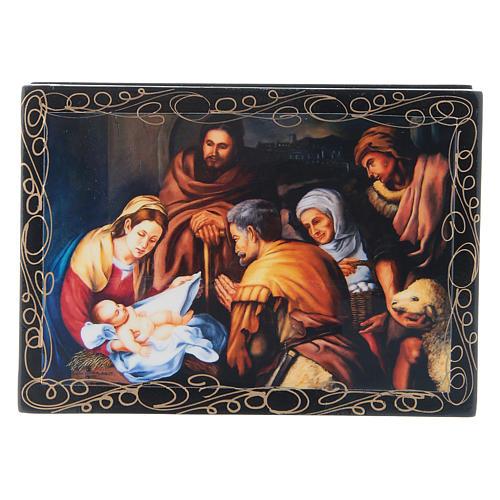 lacca russa nascita di cristo