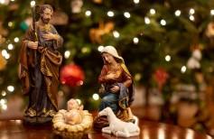 Presepe Completo o solo trio della Natività
