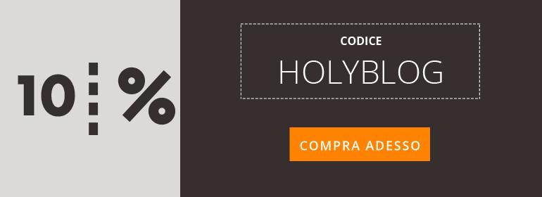 Codice sconto Holyart.it