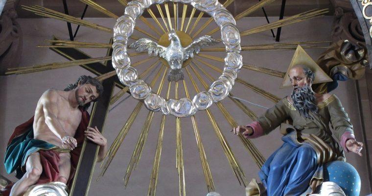 Santissima Trinità: significato e rappresentazione iconografica