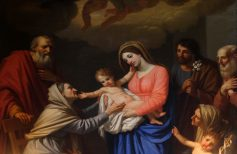 La storia di Sant'Anna madre di Maria