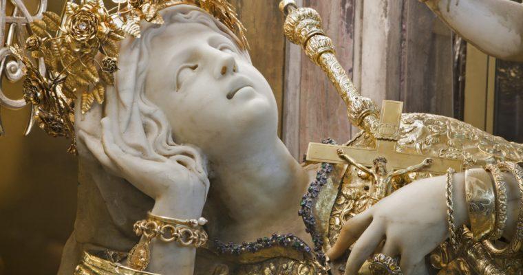 La storia di santa Rosalia, patrona di Palermo