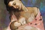 la mamma nella religione cristiana