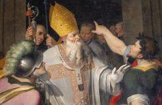 Sant'Ambrogio, chi era il santo patrono di Milano