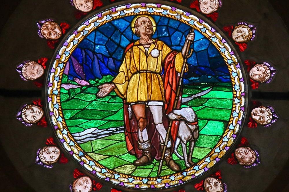 San Rocco e il cane: un legame giunto a noi sin dal medioevo